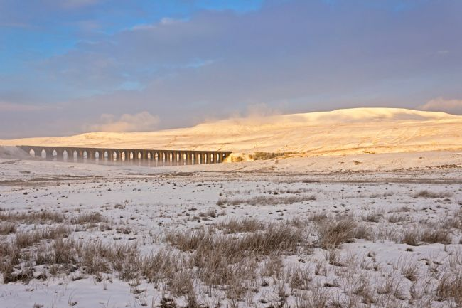 Michael Yates | Ribblehead in the Snow
