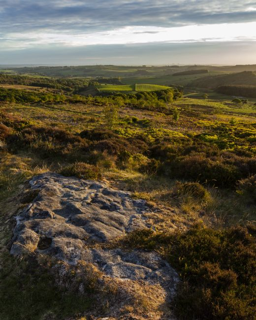 Michael Yates | Quernmore from Baines Cragg