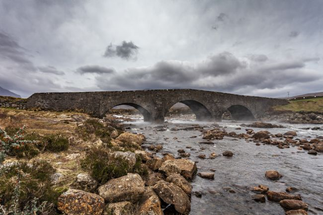 Michael Yates | Sligachan Old Bridge