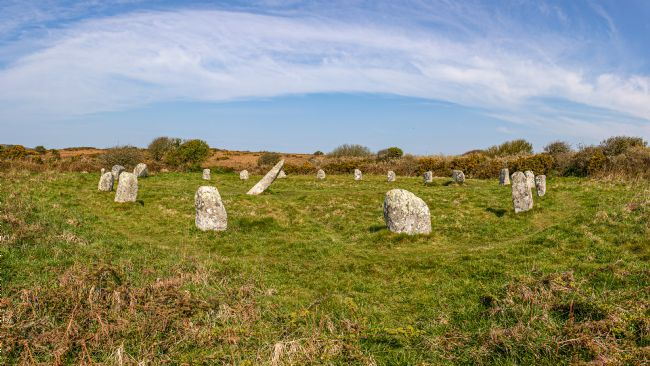 Roger Hollingsworth | Boscawen-un Stone Circle