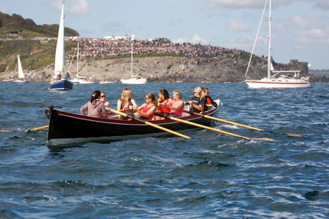 Roger Hollingsworth | Gig Rowers