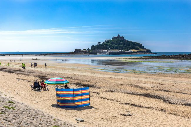Roger Hollingsworth | St Michaels Mount, Marazion
