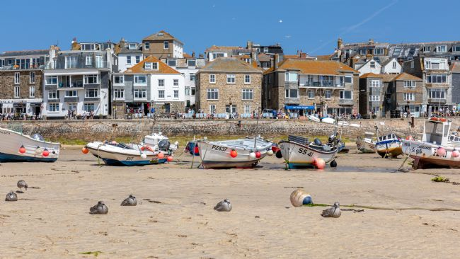 Roger Hollingsworth | St Ives Harbour