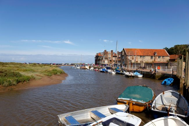 Roger Hollingsworth | River Glaven, Blakeney