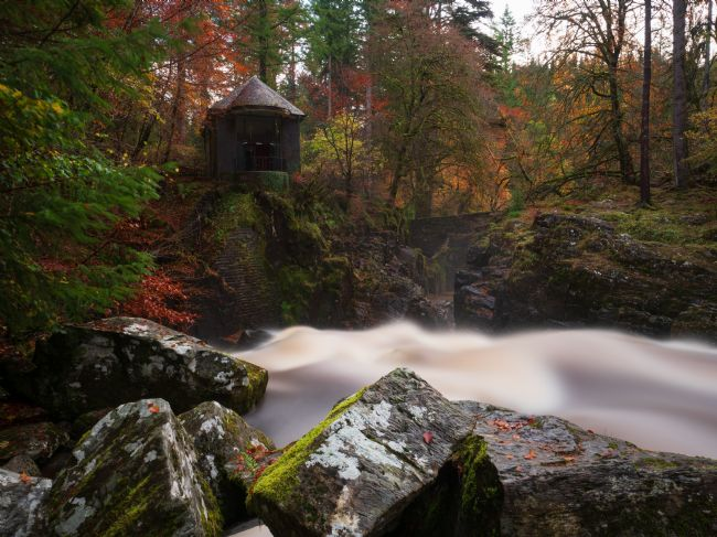 Thomas Dickson | The Hermitage, near Dunkeld, Scotland.