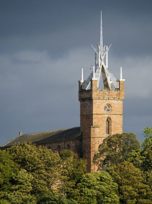 Thomas Dickson | Saint Michael's Parish Church, Linlithgow.