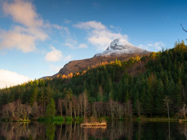 Thomas Dickson | Glencoe Lochan and the Pap of Glencoe