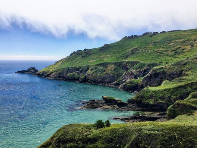 Simon Marlow | South Devon coastal path between Hope Cove and Salcombe
