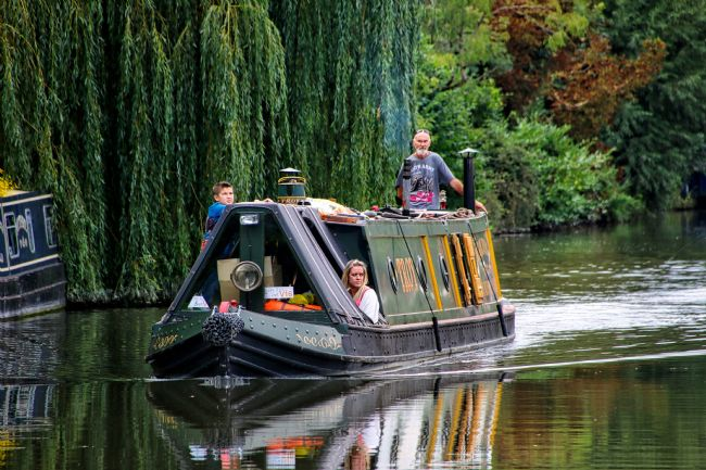 Simon Marlow | A day on the Kennet and Avon Canal