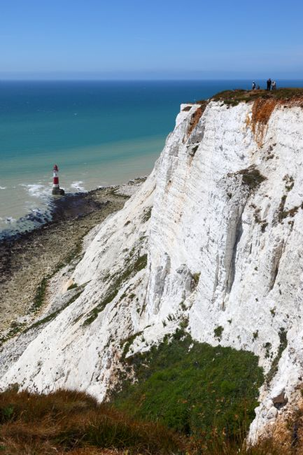 James Brunker | White Cliffs At Beachy Head East Sussex