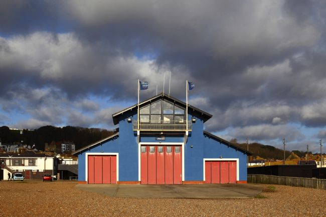 James Brunker | Lifeboat Station Hastings East Sussex