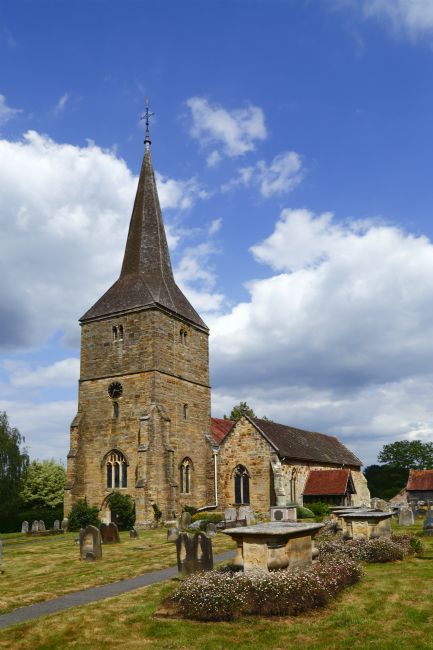 James Brunker | St Mary the Virgin Church Hartfield East Sussex