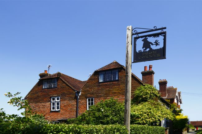 James Brunker | The House at Pooh Corner Hartfield East Sussex