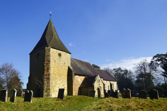 James Brunker | St Peter's Old Church near Pembury, Kent