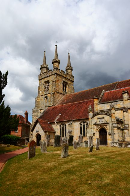 James Brunker | St John the Baptist parish church Penshurst Kent