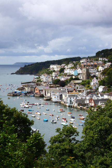 James Brunker | Fowey Town and Estuary Cornwall