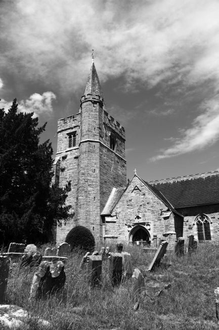 James Brunker | St Mary parish church, Lamberhurst, Kent