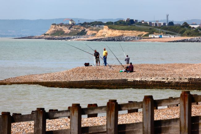 James Brunker | Sea Fishing on the East Sussex Coast