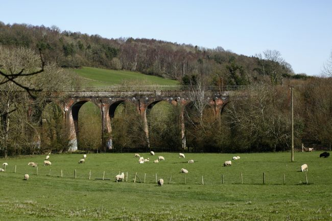 James Brunker | Colebrook or Southborough Railway Viaduct Kent