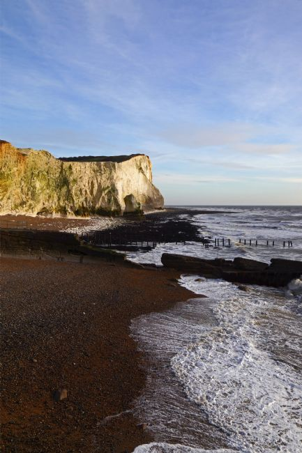 James Brunker | Seaford Head Chalk Headland East Sussex