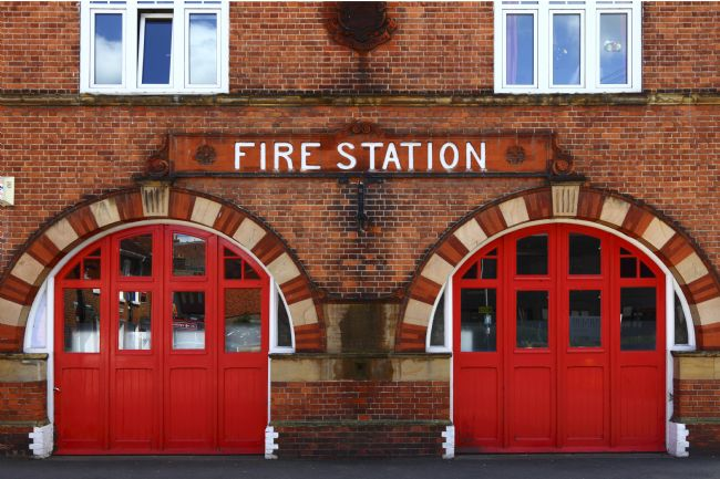 James Brunker | Victorian Fire Station Tonbridge Kent