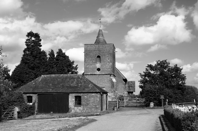 James Brunker | All Saints Church Tudeley Kent