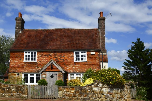 James Brunker | Typical Wealden Cottage Bidborough Kent