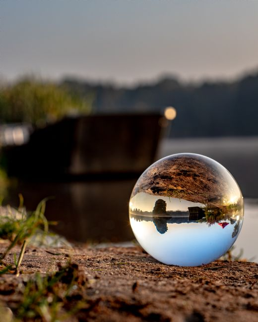 Kris Sadler | Lensball lake