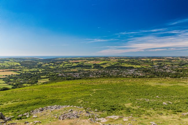 Jon Lines | Ivybridge from Western Beacon