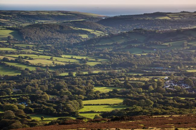 Jon Lines | Western Beacon Views to Mothecombe