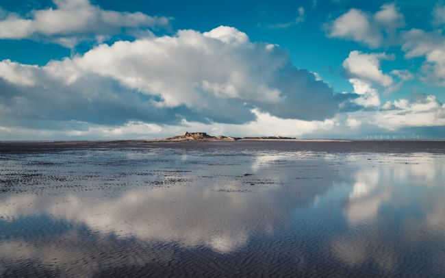 Liam OMalley | Reflections of Hilbre