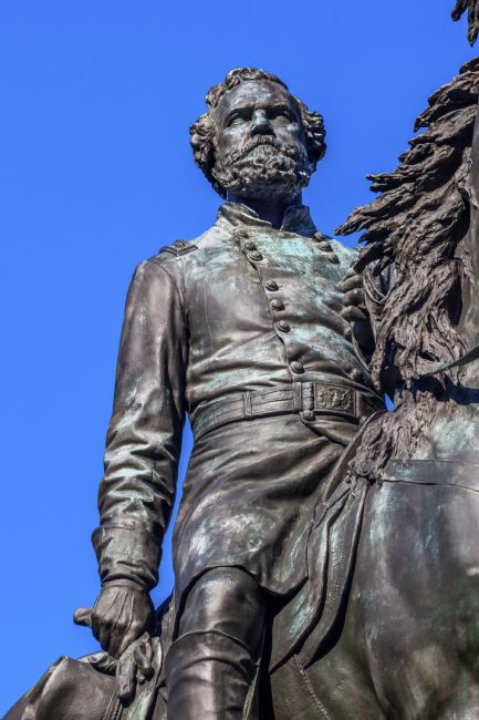 William Perry | Major General George Henry Thomas Civil War Statue Thomas Circle