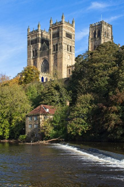 Rob Cole | Durham Cathedral and River Wear.