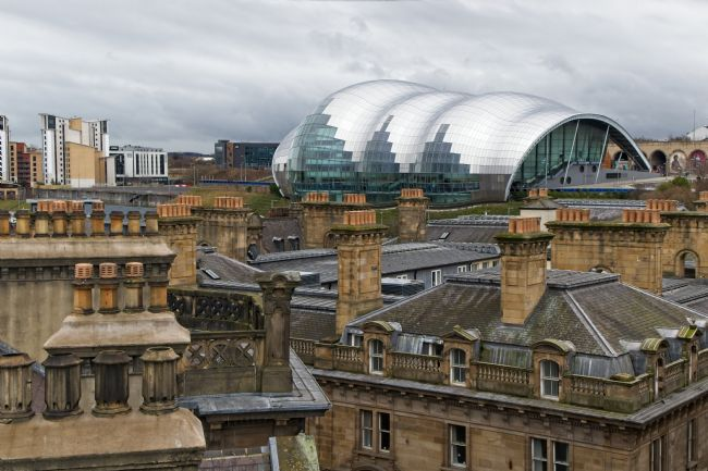 Rob Cole | Old and New, Sage Gateshead
