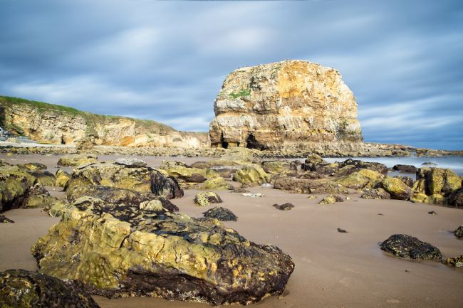 Rob Cole | Marsden Rock, Whitburn