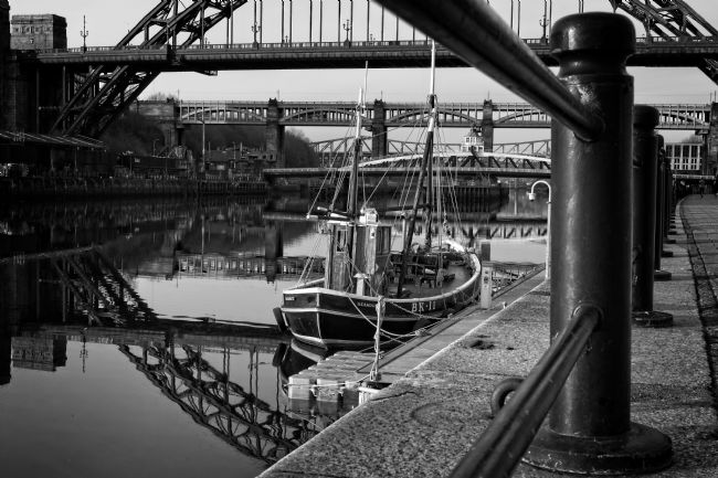 Rob Cole | Old Lifeboat, Newcastle