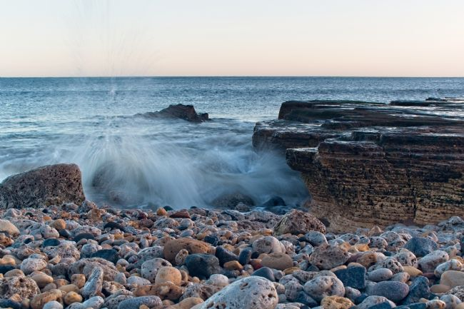 Rob Cole | North Sea Waves, Trow Beach