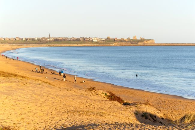 Rob Cole | South Shields Beach