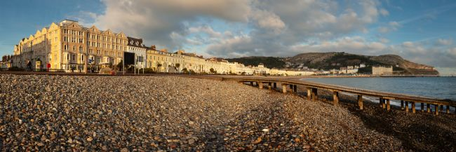 Peter O'Reilly | Llandudno Promenade and the Great Orme