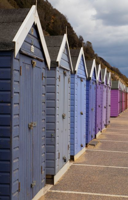 Christopher Haynes | Bournemouth Beach Huts