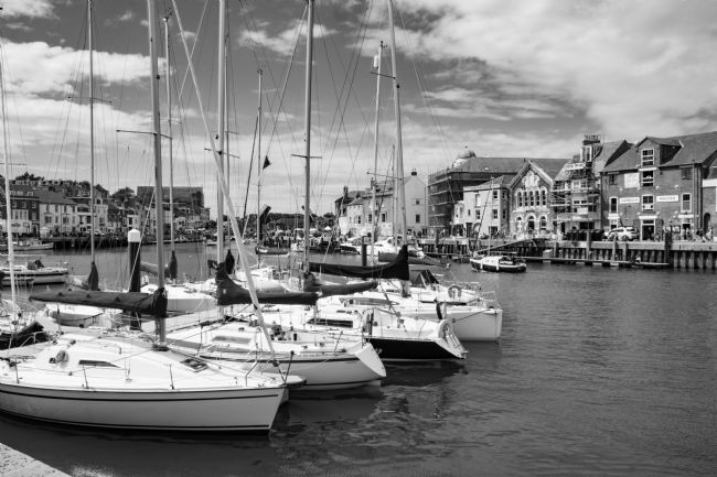 Christopher Haynes | Weymouth Harbour  Dorset