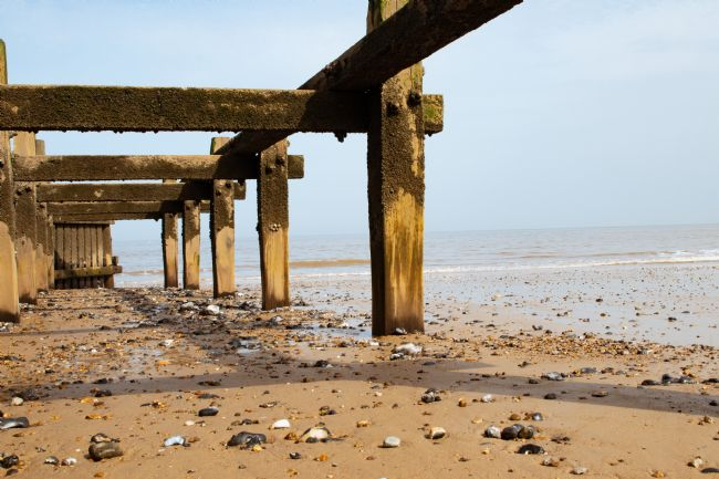 Christopher Haynes | The Groynes of Cromer
