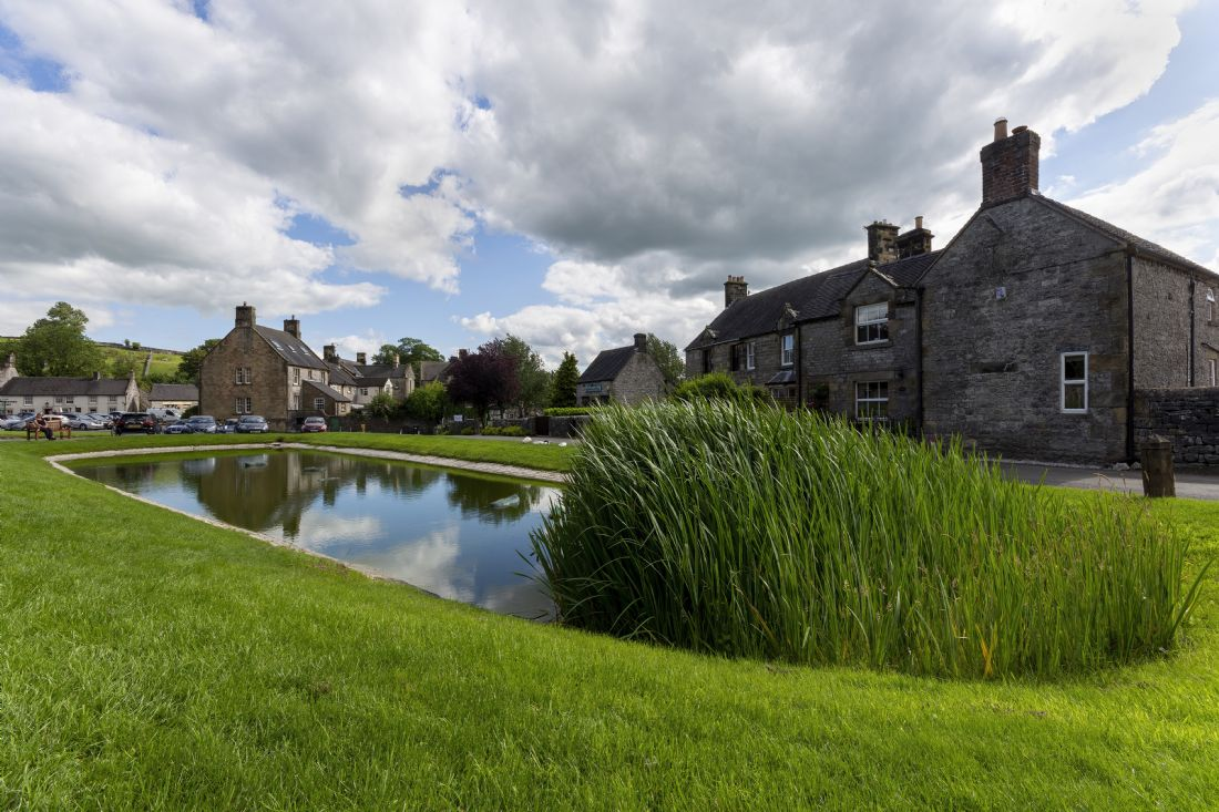 Steve Stamford | Hartington village pond 2