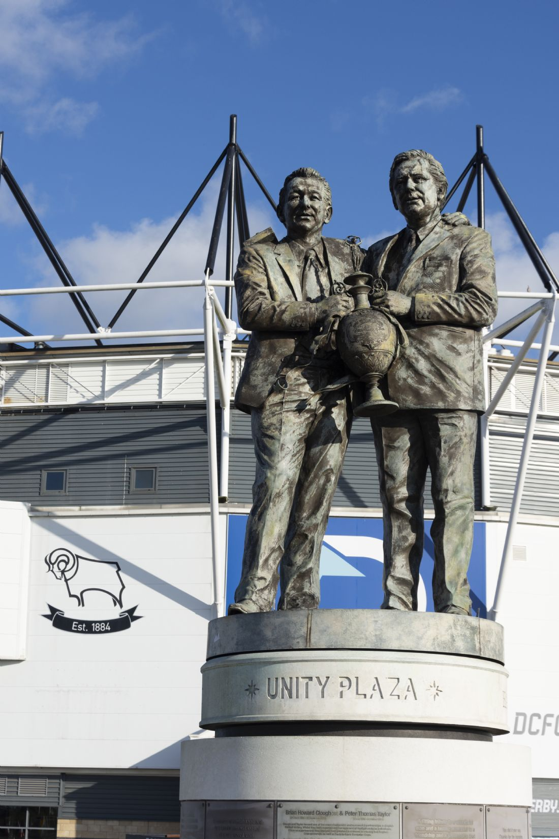 Steve Stamford | Clough and Taylor 2