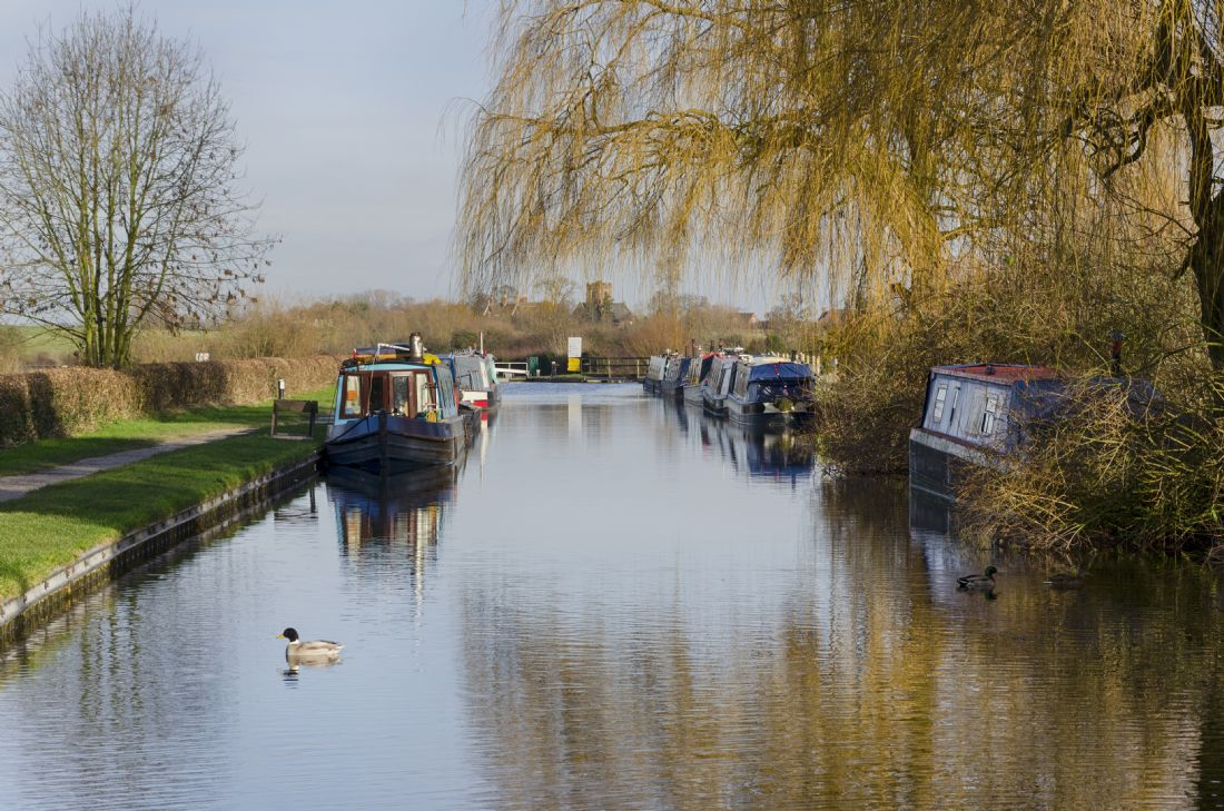 Steve Stamford | Canal at Alrewas
