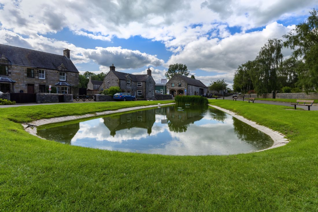 Steve Stamford | Hartington village pond