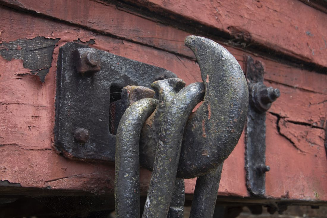Steve Stamford | Railway coupling hook
