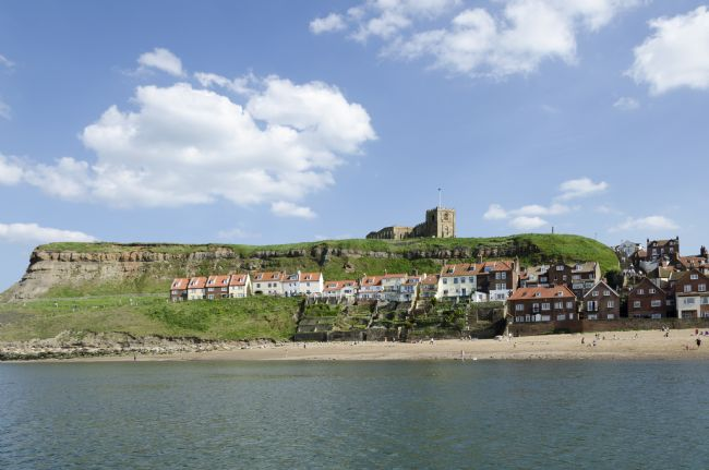 Steve Stamford | Whitby from the sea