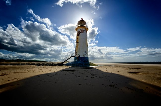 Steve Stamford | Talacre lighthouse