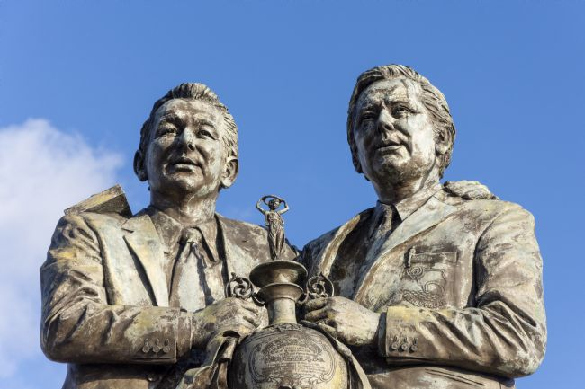 Steve Stamford | Clough and Taylor 4